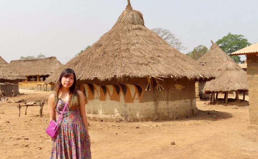 A look into Gio ethnic tribe in Côte d'Ivoire